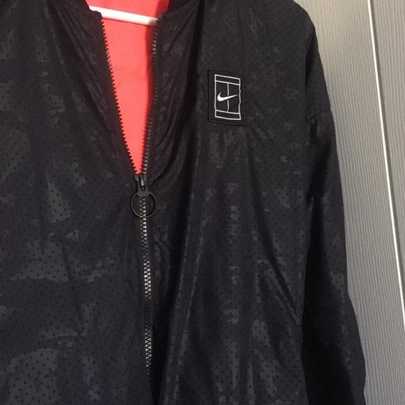 Nike Jackets & Blazers - NIKE - Camo lightweight jacket